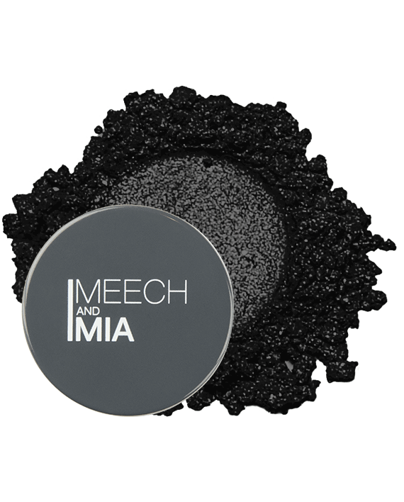 Black Loose Eyeshadow MeechNMia