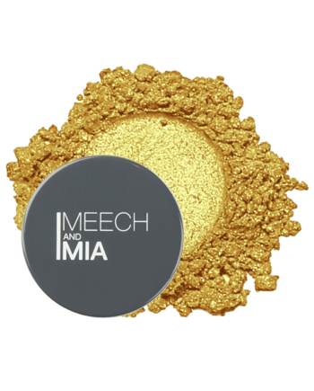 Gold Loose Eyeshadow MeechNMia