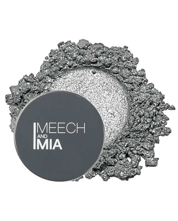 Silver Loose Eyeshadow MeechNMia