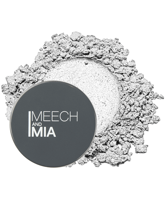 White Loose Eyeshadow MeechNMia